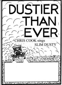 Dustier Poster